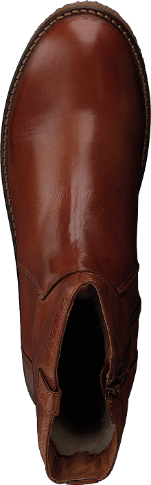 Biaatalia Winter Leather Boot Cognac