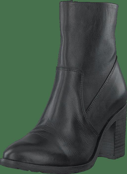 Bianco - Biacofia Leather Boot Black