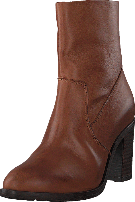 Bianco - Biacofia Leather Boot Cognac