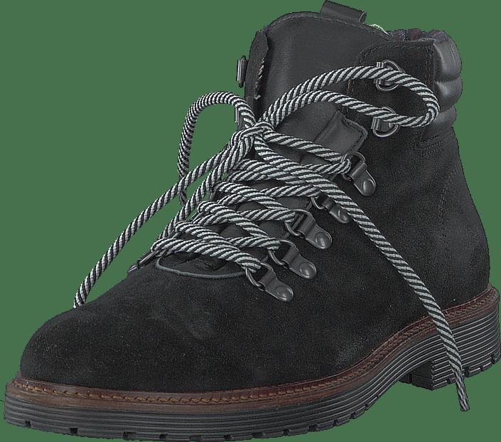 Bianco - Biacarrick Suede Boot Black