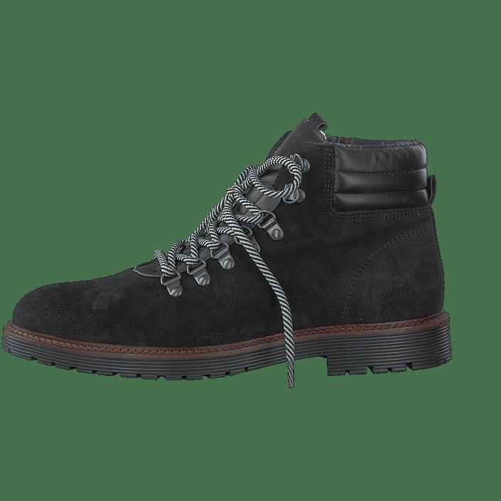 Hommes Chaussures Acheter Bianco Biacarrick Suede Boot Noir Chaussures Online