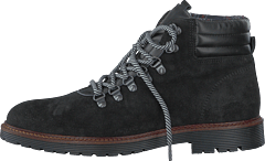 Biacarrick Suede Boot Black