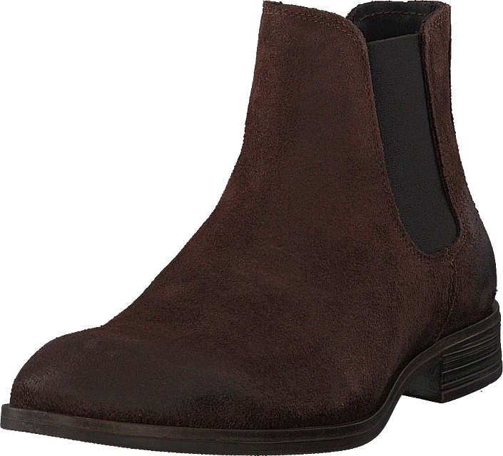 Biabyron Leather Chelsea Dark Brown