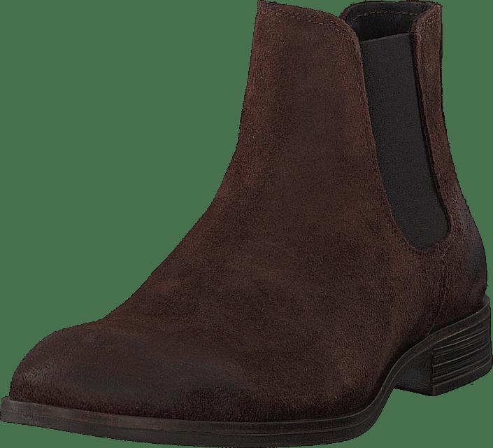 Bianco - Biabyron Leather Chelsea Dark Brown