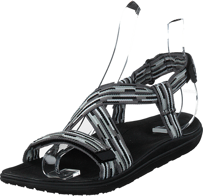 Teva - Terra-float Livia Tacion Black/white