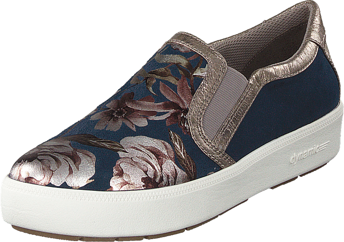 Jana - 24709-22-824 Navy/flower