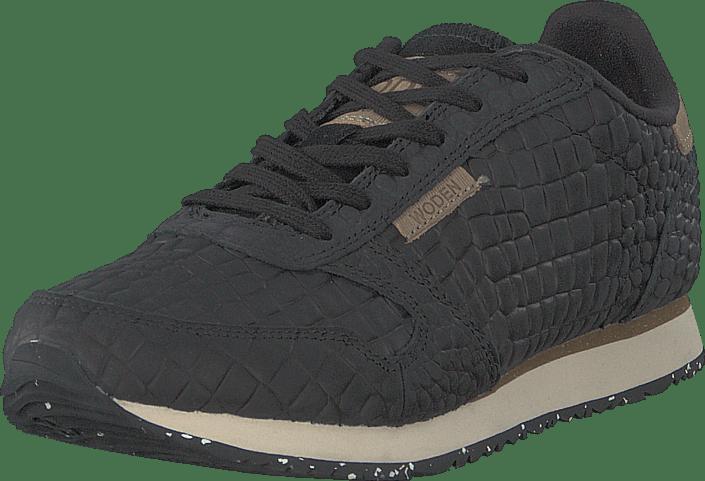 woden croco sneakers