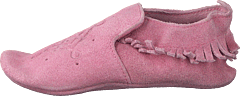 Suede Moccasin Rose