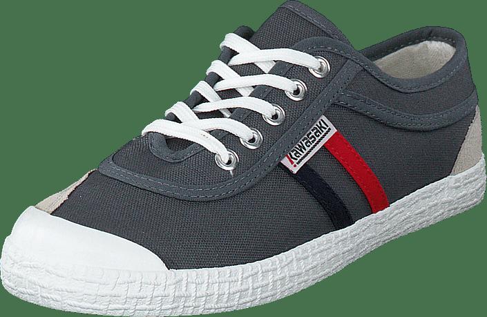 Kawasaki - Retro Canvas Shoe Turbulence Grey