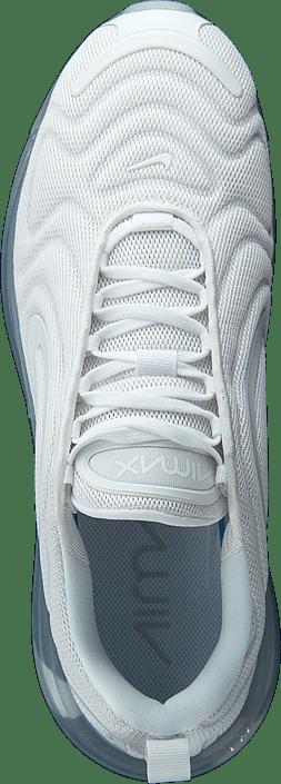 Kjøp Nike Air Max 720 White/metallic Platinum/white Sko Online