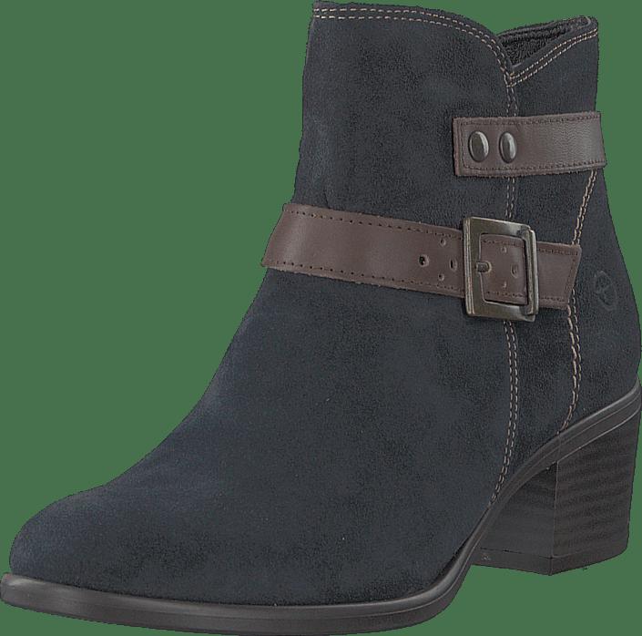 Boots TAMARIS 1 25010 21 NavyEspresso 833