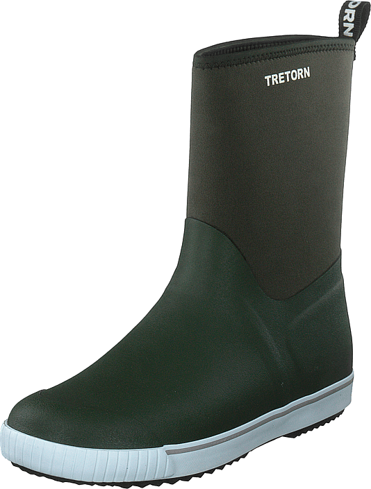 Tretorn - Wings Neo Forest Green