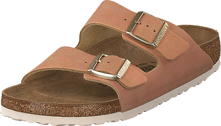 Birkenstock - Arizona Slim Washed Metallic Sea Copper