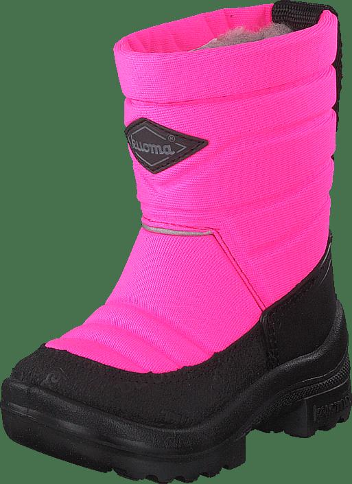 Putkivarsi Wool Neon Pink