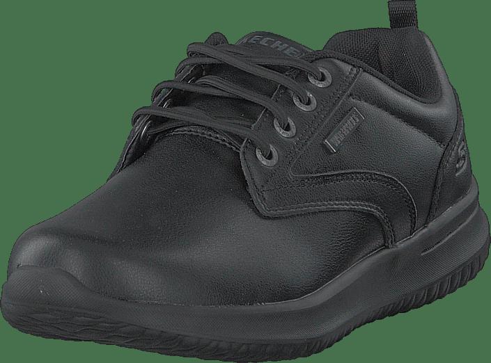 Skechers - Mens Delson Waterproof Bbk
