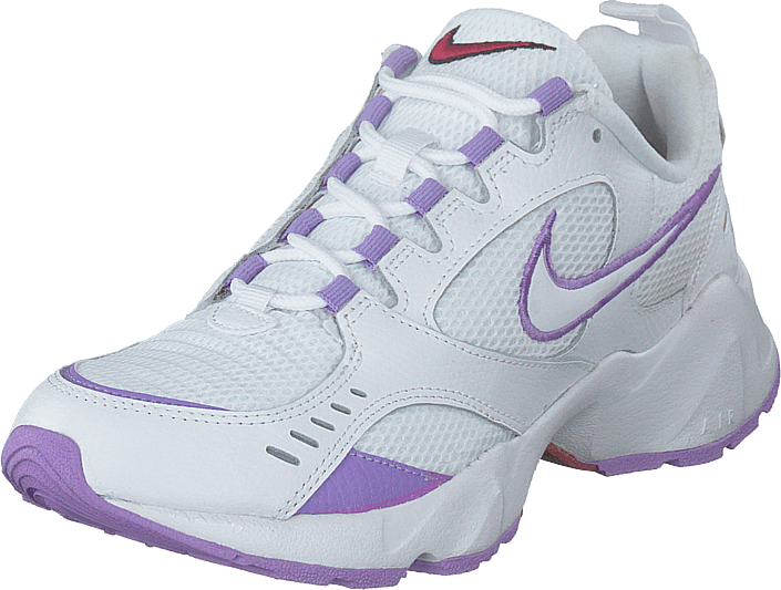 Nike - Wmns Air Heights White/white-noble Red