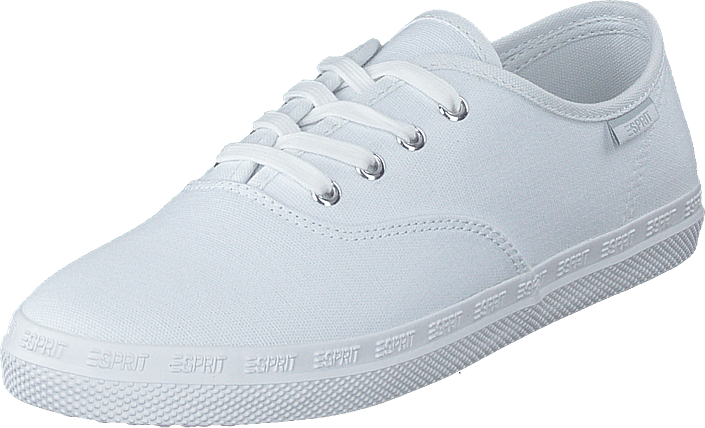 Esprit - Nita Lace Up White