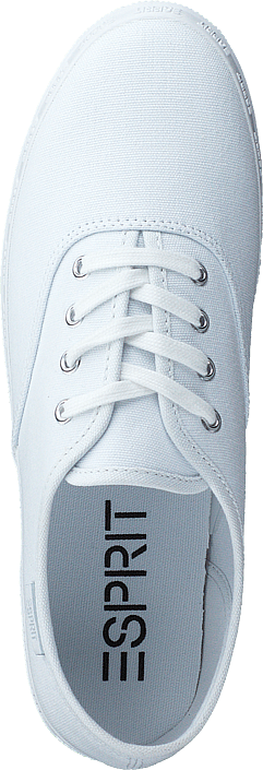 Nita Lace Up White