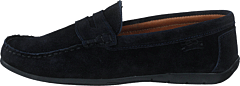 Driving Loafer Sde Navy