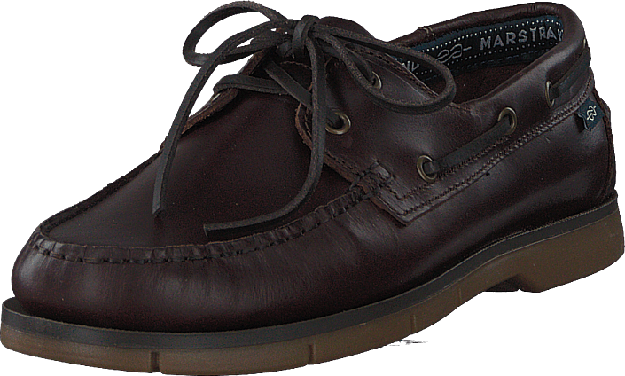 Marstrand - 2-eye Comfort Dark Brown