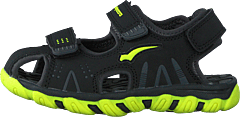 Crux Ii Black/lime