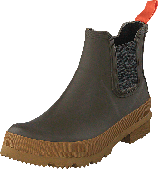 Swims - Charlie Boot Taupe/olive