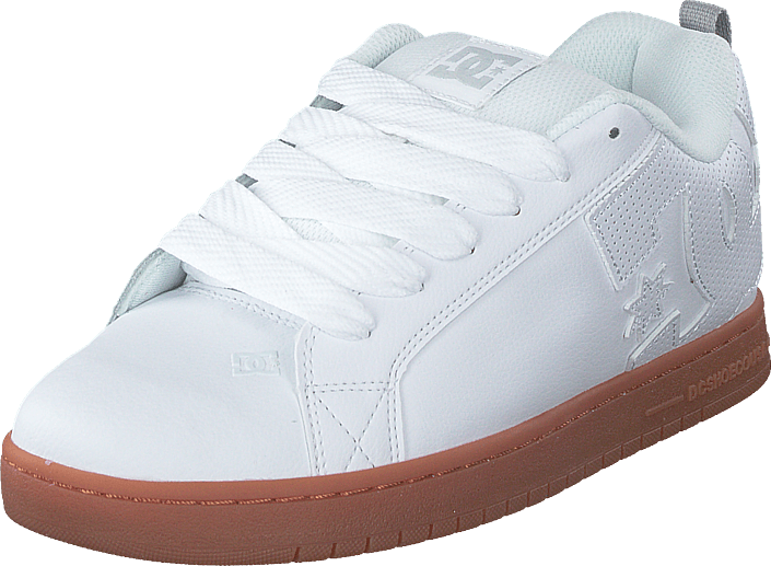 DC Shoes - Court Graffik White