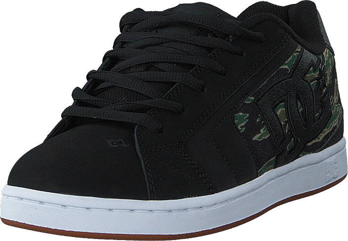 DC Shoes - Net Se Camo/black
