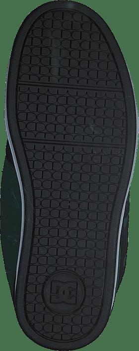 Hommes Chaussures Acheter DC Shoes Net Noir/Noir/green Chaussures Online
