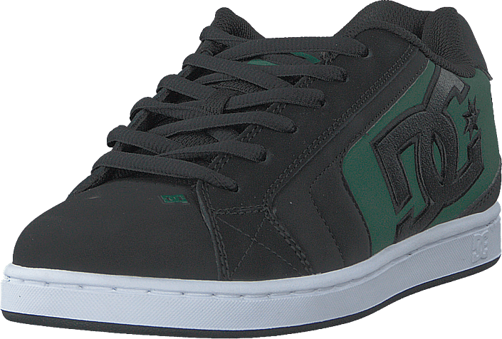 DC Shoes - Net Black/black/green