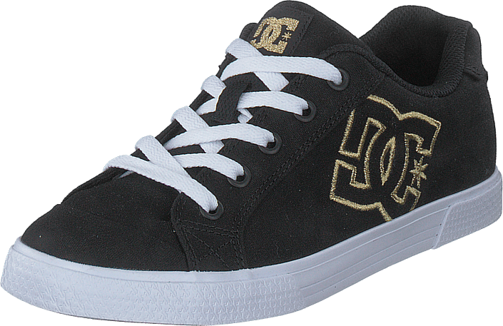 DC Shoes - Chelsea Tx Black/gold