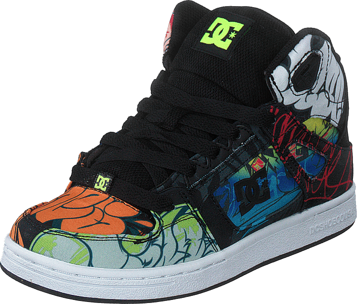 DC Shoes - Pure High.top Tx Se Multi