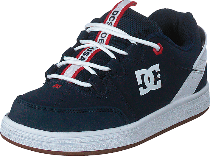 DC Shoes - Syntax Navy/red