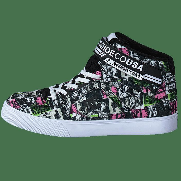Kjøp DC Shoes Pure High.top Tx Se Ev Multi sko Online