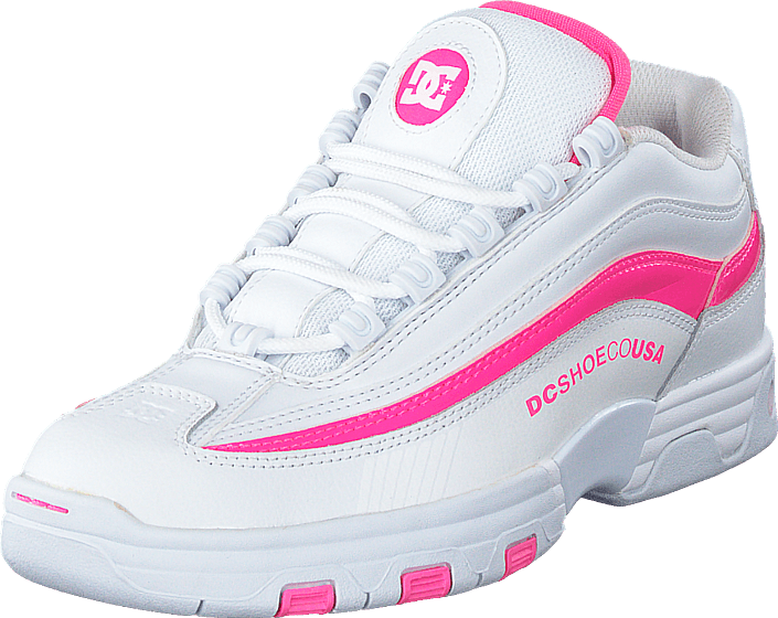 DC Shoes - Legacy Lite White/hot Pink