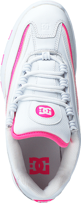 Kjøp Dc Shoes Legacy Lite White/hot Pink Sko Online