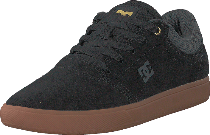 DC Shoes - Crisis Black/gum