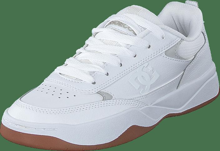 Penza White/white/gum