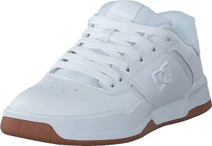 DC Shoes - Central White