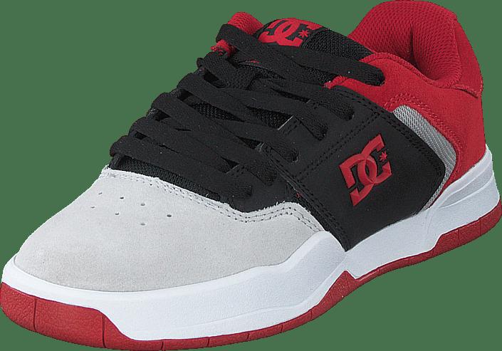 Central Black/red/grey