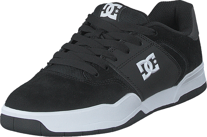 DC Shoes - Central Black/white