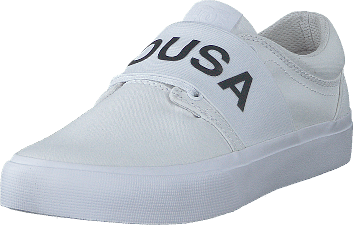 DC Shoes - Trase Tx Sp White/black
