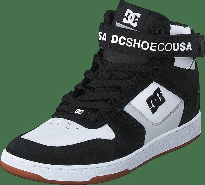 DC Shoes - Pensford Black/white/gum
