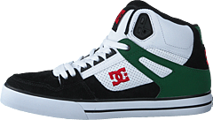 Pure High-top  Wc White/green/black