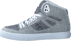 Pure High-top  Wc Tx Se Grey/grey/white