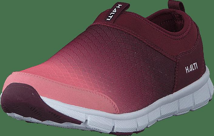 Lente W Leisure Shoe Rhubard Red/fusion Coral