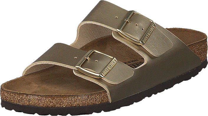 Birkenstock - Arizona Gold Slim
