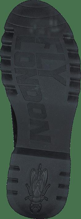 Rune562fly Bridle-black