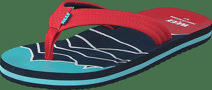 Reef - Jonas Claesson Kids Ahi Mountain Wave