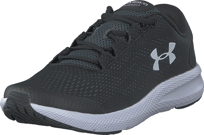 Under Armour - Ua Gs Charged Pursuit 2 Black